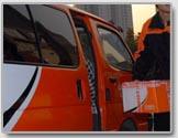 Pojazdy Dostawców na CNG